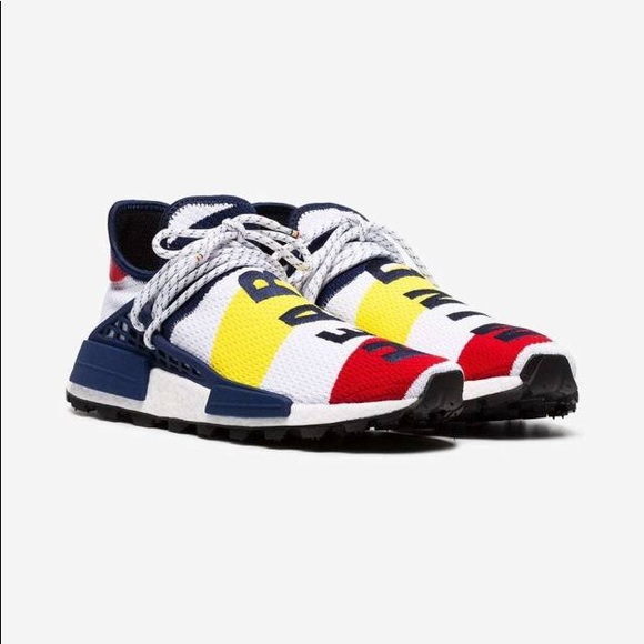 sneakers for cheap 4f863 b6e6b adidas Other - Men s adidas human race bbc size 11.5